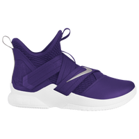 Nike LeBron Soldier XII - Men's -  Lebron James - Purple