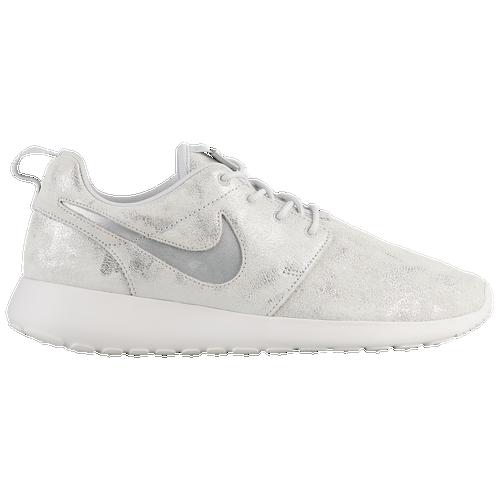 Nike Roshe One - Women s - Casual - Shoes - Metallic Platinum Metallic  Platinum 658b6630fb