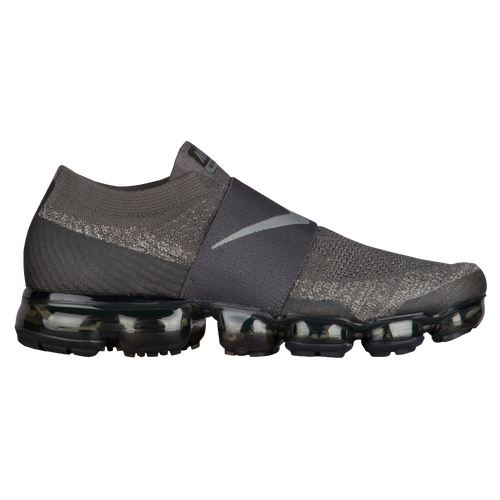 Nike Air VaporMax Flyknit Moc - Mens - Running - Shoes - Midnight FogDark  StuccoLegion GreenBlack