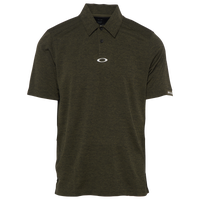 Oakley Aero Ellipse Golf Polo - Men's - Olive Green