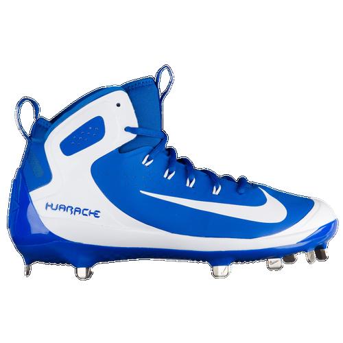 Nike Alpha Huarache Elite - Men's Baseball - Game Royal/White/Photo Blue 3428411
