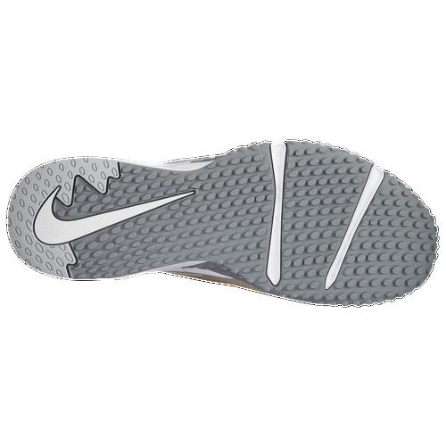 Nike Alpha Huarache Turf - Men\u0027s - Grey / Silver