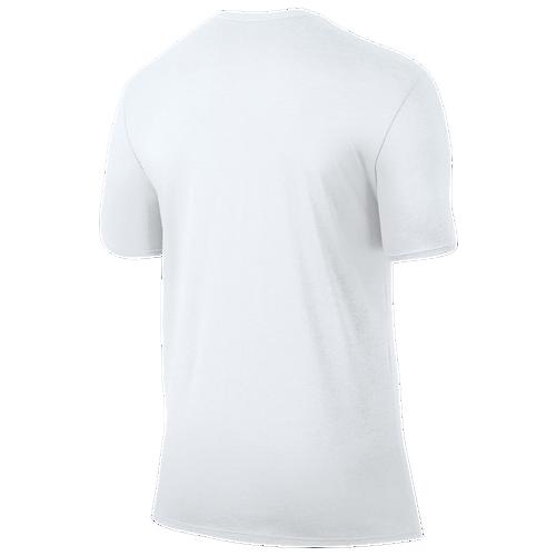 Jordan The Iconic Jumpman T-Shirt - Men's Basketball - White/Black 34473100