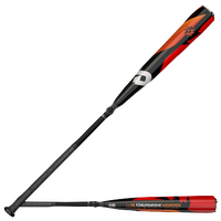 DeMarini VOODOO BBCOR Baseball Bat - Men's - Black / Orange
