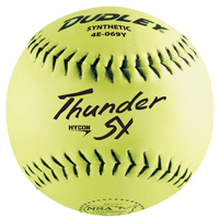 "Dudley NSA 12"" Thunder Hycon Slow Pitch Softball"