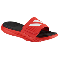 adidas Alphabounce Slide - Men's - Red