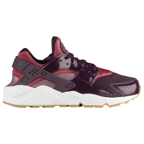 Nike Air Huarache - Women\u0027s - Running - Shoes - Port Wine/Taupe  Grey/Port/Summit White