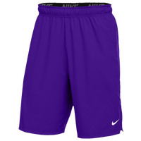 Nike Team Flex Woven 2.0 Shorts - Men's - Purple