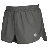 ASICS® Split Shorts - Men's - Grey / Grey