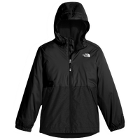 The North Face Warm Storm Jacket - Boys' Grade School - Black / Black