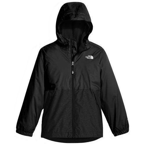 The North Face Warm Storm Jacket - Boys  Grade School - Casual - Clothing -  Tnf Black 95edb319ef67