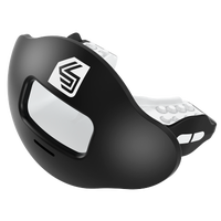Shock Doctor Max AirFlow 2.0 Lip Guard - Adult - Black / White