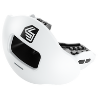 Shock Doctor Max AirFlow 2.0 Lip Guard - Adult - White / Black
