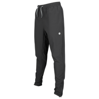 ASICS® Woven Track Pants - Men's - Black / Black