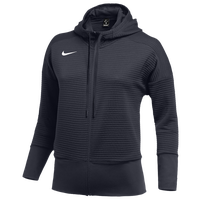 Nike Team Authentic Dry Full-Zip Hoodie - Women's - Grey