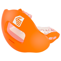 Shock Doctor Max AirFlow 2.0 Lip Guard - Adult - Orange / Clear