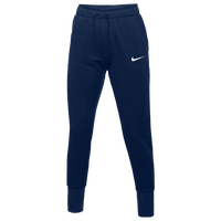 Nike Team Authentic Tapered Pants - Women's - Navy
