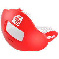 Shock Doctor Max AirFlow 2.0 Lip Guard - Adult - Red / White