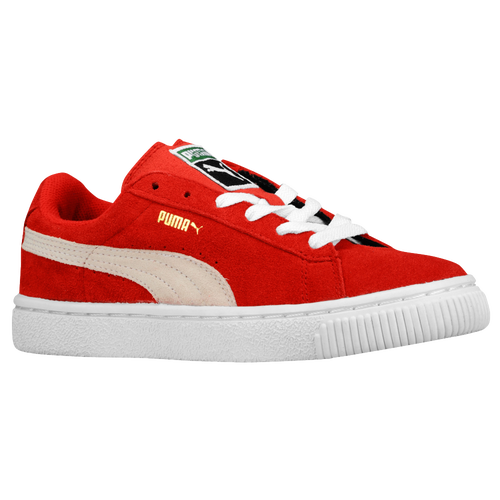 PUMA Suede Classic - Boys' Preschool - Casual - Shoes ...