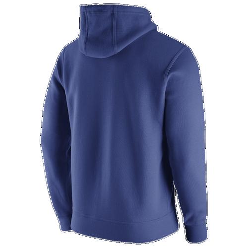 Nike Mlb Club Fleece Logo Hoodie Men S Clothing New