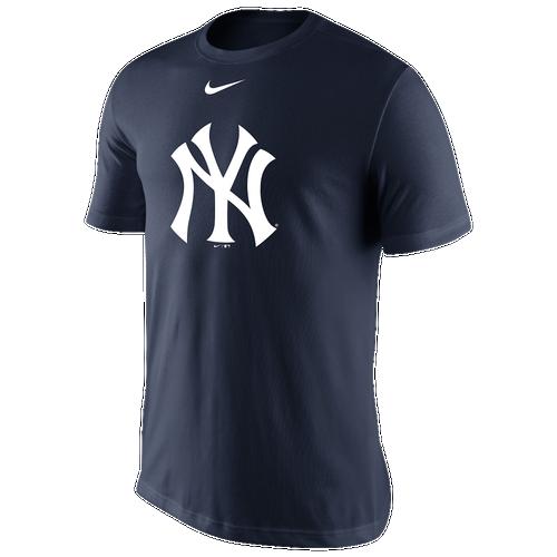 Nike mlb legend logo t shirt men 39 s clothing new york for Baseball logos for t shirts