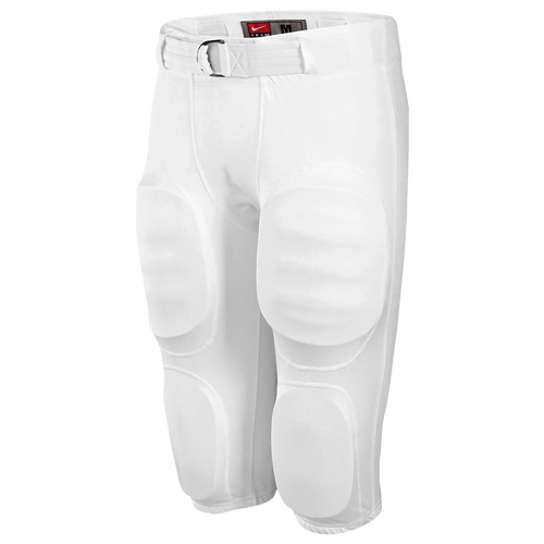 Nike Velocity Football Pants - Men's - Football - Clothing - White