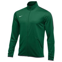 Nike Team Epic Jacket - Men's - Dark Green / Grey