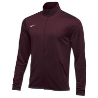 Nike Team Epic Jacket - Men's - Maroon / Grey