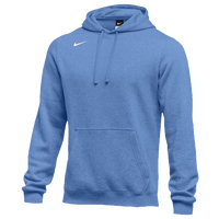 Nike Team Club Fleece Hoodie - Men's - Light Blue / Light Blue