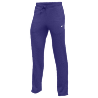 Nike Team Club Fleece Pants - Men's - Purple / Purple