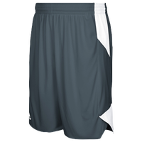 adidas Team Crazy Explosive Shorts - Men's - Grey / White