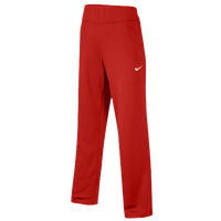 Nike Team Avenger Warm-Up Pants - Women's - Red / Red