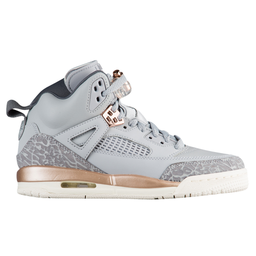 a4cd32a29e5a ... Nike Available Eastbay Available  Jordan Spizike - Girls Grade School -  Basketball - Shoes - Wolf Grey Dark Grey Metallic ...