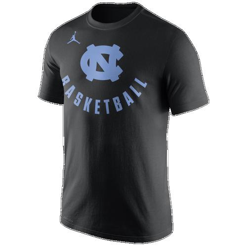 Jordan College Basketball Logo T Shirt Men S Clothing