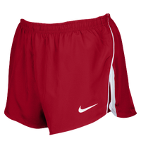 "Nike Team Dry Challenger 2"" Shorts - Men's - Red / White"