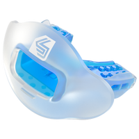Shock Doctor Max AirFlow 2.0 Lip Guard - Adult - Clear / Light Blue