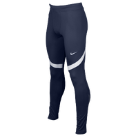 Nike Team Power Stock Race Day Tights - Men's - Navy / White