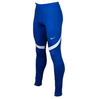 Nike Team Power Stock Race Day Tights - Men's - Blue / White