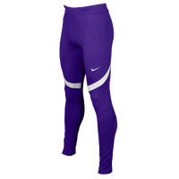 Nike Team Power Stock Race Day Tights - Men's - Purple / White