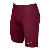 Nike Team Power Stock Race Day Tight Half - Men's - Cardinal / Cardinal