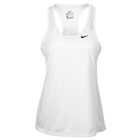 Nike Team Dry Tank - Women's - White / Black