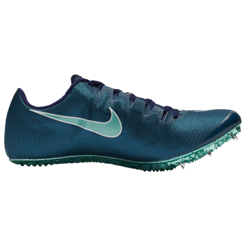 the best attitude 9f277 cf162 ... uk nike zoom superfly elite mens track field shoes blue force hyper jade  summit white blue