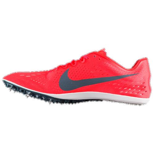 Nike Zoom Victory 3 - Men's - Track & Field - Shoes - Bright Crimson/Blue  Fox/White