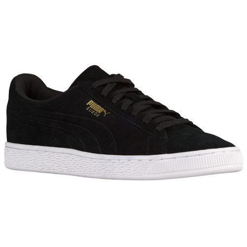 254c6f68eb2 PUMA Suede Classic Mens Basketball Shoes Black good ...