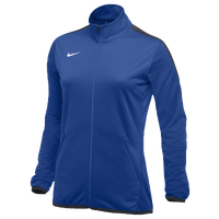 Nike Team Epic Jacket - Women's - Blue / Grey
