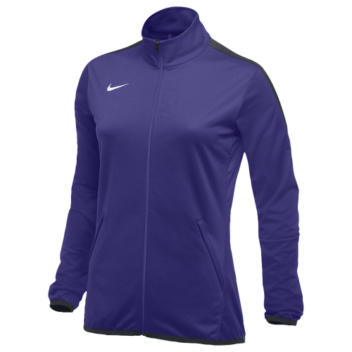 Nike Team Epic Jacket - Women's Basketball - Purple/Anthracite/White 36119552