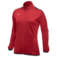 Nike Team Epic Jacket - Women's - Red / Grey