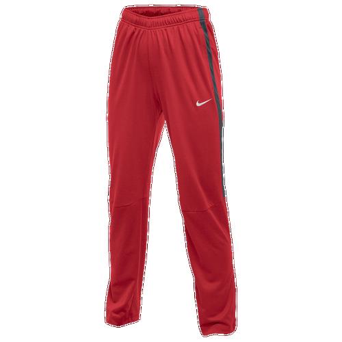 Nike Team Epic Pants - Women's Basketball - Scarlet/Anthracite/White 36120656