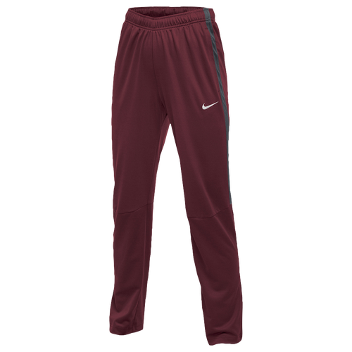 Nike Team Epic Pants - Women's Basketball - Cardinal/Anthracite/White 36120693