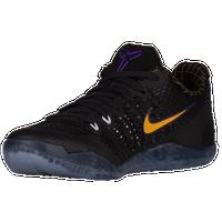 Nike Kobe 11 Low - Men's - Kobe Bryant - Black / Purple